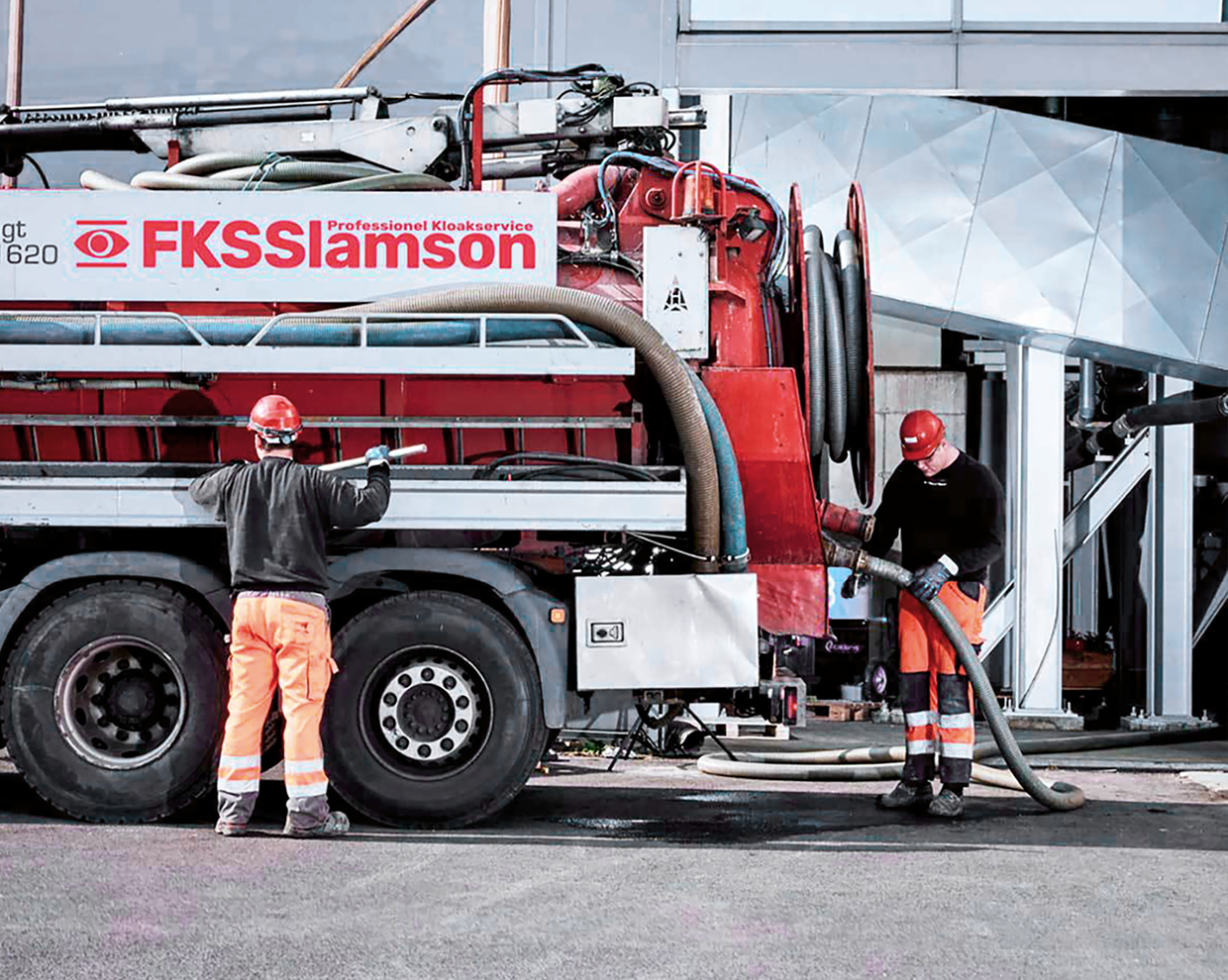 FKSSlamson - two workflows become one.